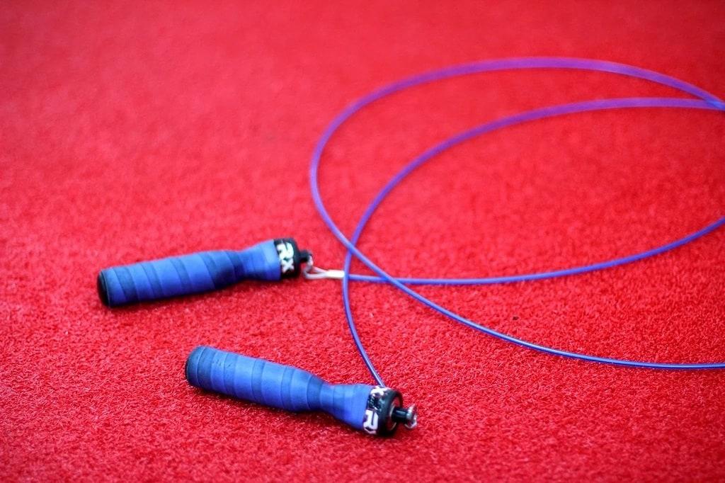 Les bienfaits de la corde à sauter